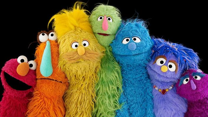 sesame street is warming hearts with its message for pride month