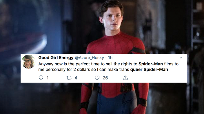 What does the Sony-Marvel feud mean for the future of Spider