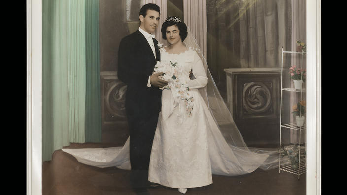 70ae6b6e1a Marriage of Stamatoula Raissis and George Pavlakison 11 July 1965 at Greek  Orthodox Church of Holy Trinity