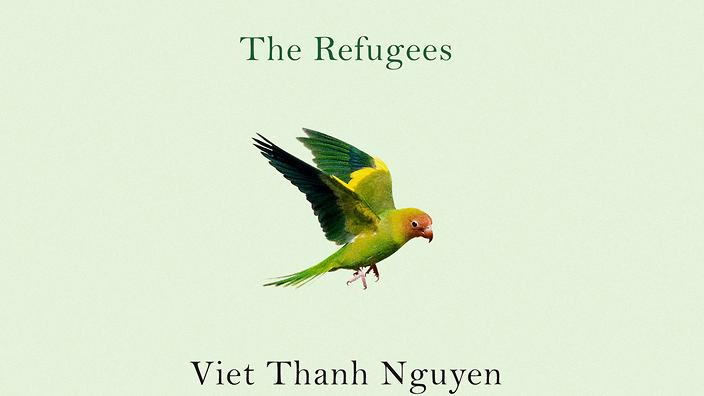 Winner of the Pulitzer Prize for Fiction, 2016: The Refugees.