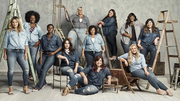 fecb623f834 This new denim campaign is celebrating diverse