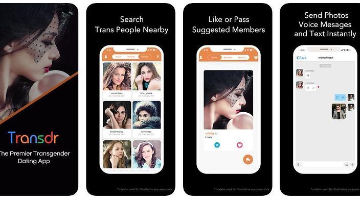 Delete app account dating trans Lex
