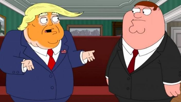 Animated series 'Family Guy' has addressed its long history of gay jokes