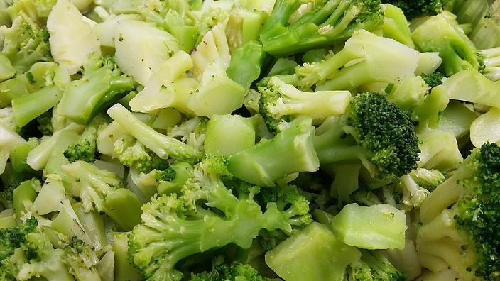 mushy broccoli