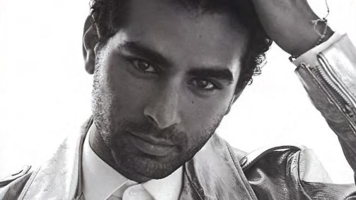 Yousef Akbar, fashion designer.
