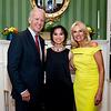 Vice President Joe Biden and Dr. Jill Biden stand for a photo line during an LGBT reception, in the library at the Naval Observatory Residence, in Washington, D.C., June 24, 2014. (Official White House Photo by David Lienemann)