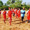 Zanzibar women's soccer