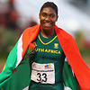Caster Semenya, South Africa, 800m, 2016 rio olympic games