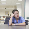 Worldwide, nurses are more likely to be attacked at work than prison guards and police officers.