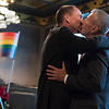 Gay Couples Wed Following New Law