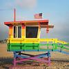Venice locals are trying to save this Pride lifeguard tower