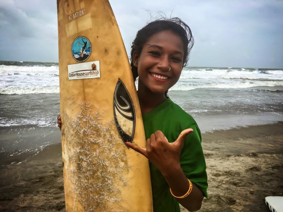 The Bangladeshi Surf Girls Making Waves Sbs Life