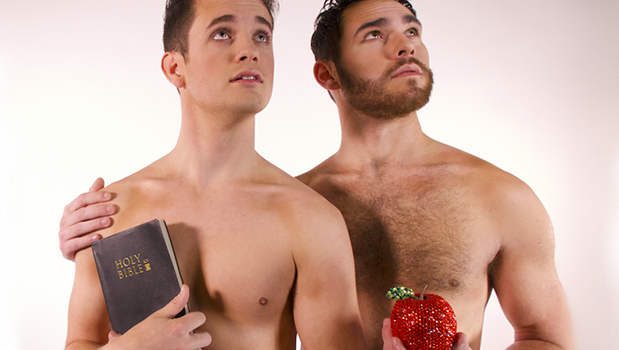 gay the bible of man