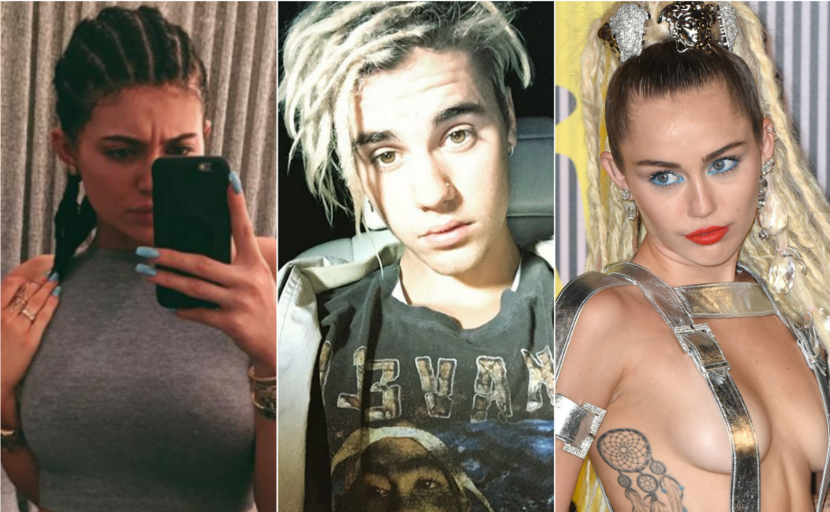 Celebrities Culturally Appropriating Hair Sbs Life