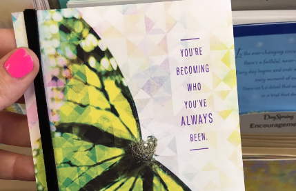 Hallmark now has a greeting card to celebrate transitioning sbs hallmark now has a greeting card to celebrate transitioning the new cards let you offer your support and encouragement for the person your friend or loved m4hsunfo