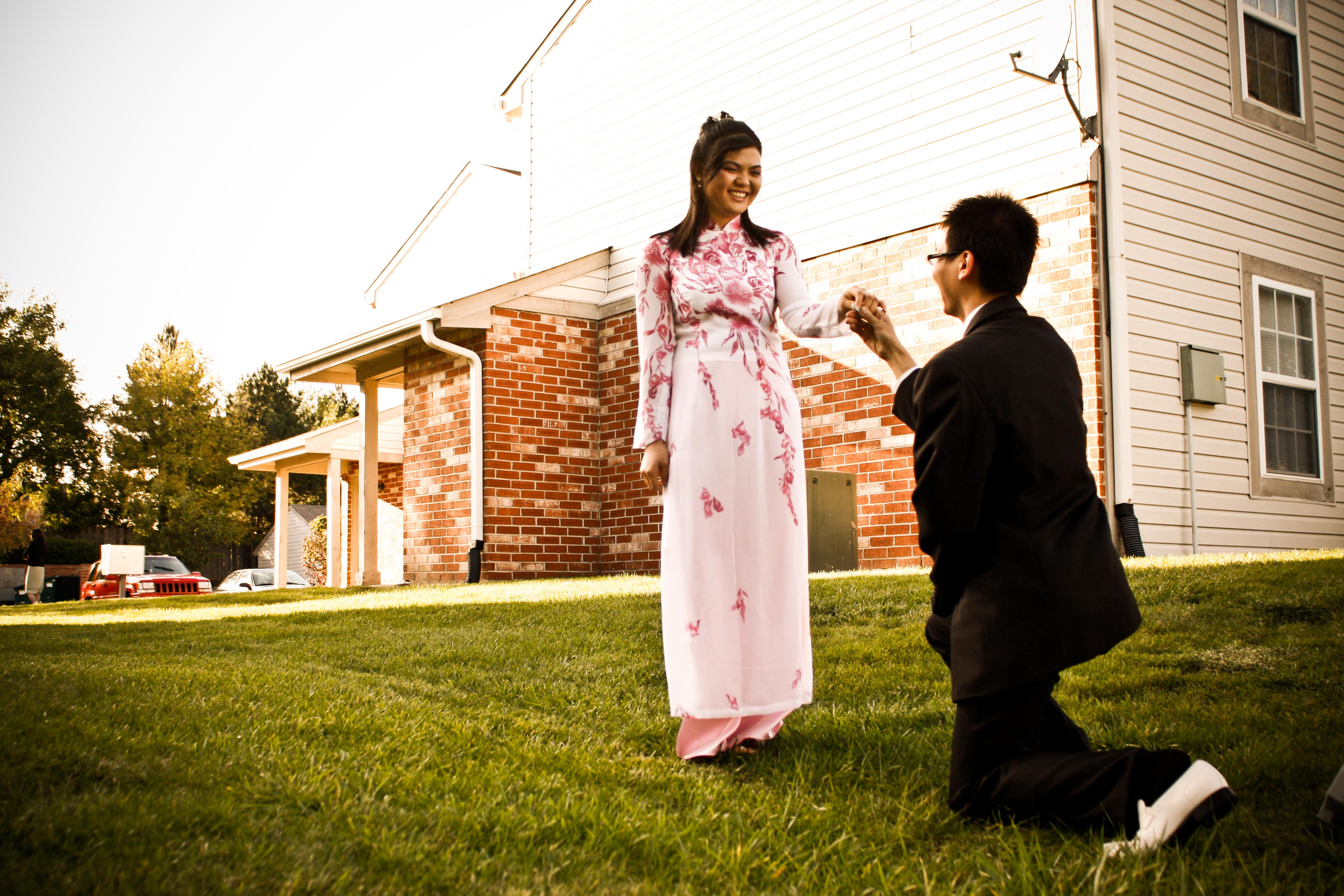 Marriage Traditions Around The World Pics: Marriage Proposal Traditions From Around The World