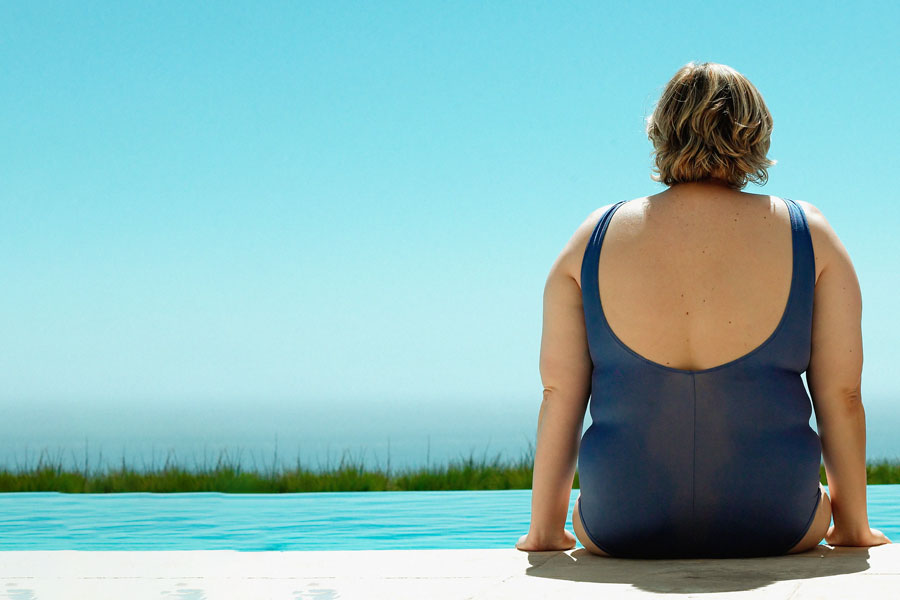 Swimming, my body and fat summers   SBS Life