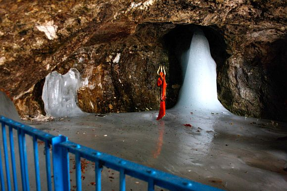 In Pictures Amarnath Yatra Sbs Your Language
