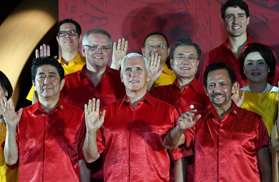 Apec Leaders Unable To Agree On Communique Amid Us China Trade
