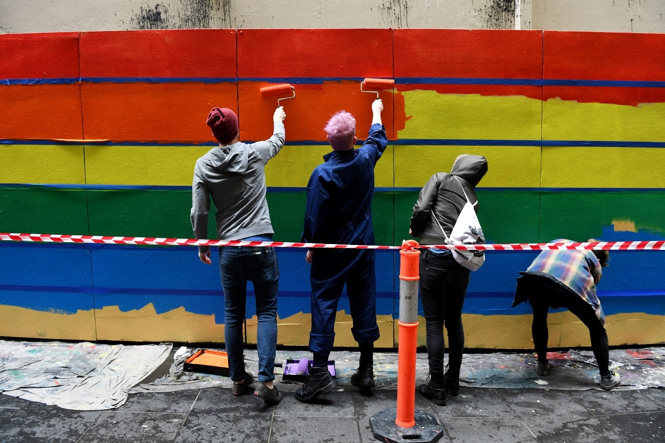 High Court rules in favour of same-sex marriage postal survey
