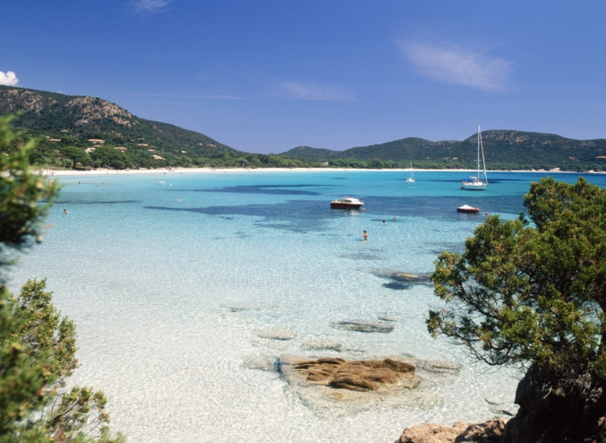 Camping by the sea: the 10 most beautiful beaches in