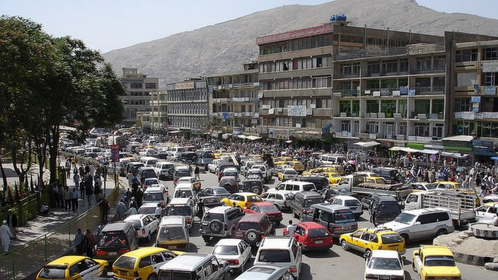 Afghanistan 98 percent transport operates privately | SBS Your Language