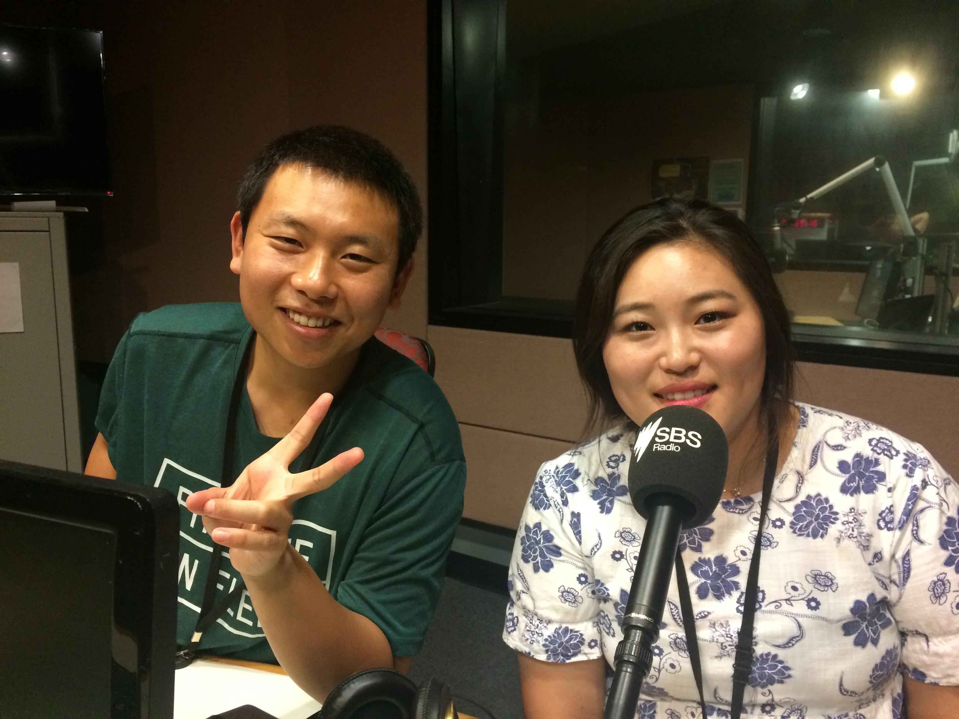 Lny interview lunar new year greeting to parents sbs your language lny interview lunar new year greeting to parents as we celebrate the 2017 lunar new year two working holiday visa holders send their new year messages to kristyandbryce Images