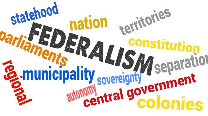 Image result for federalism symbol