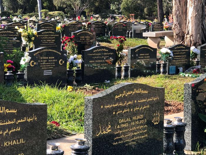 Catholics offer burial spaces to Muslims