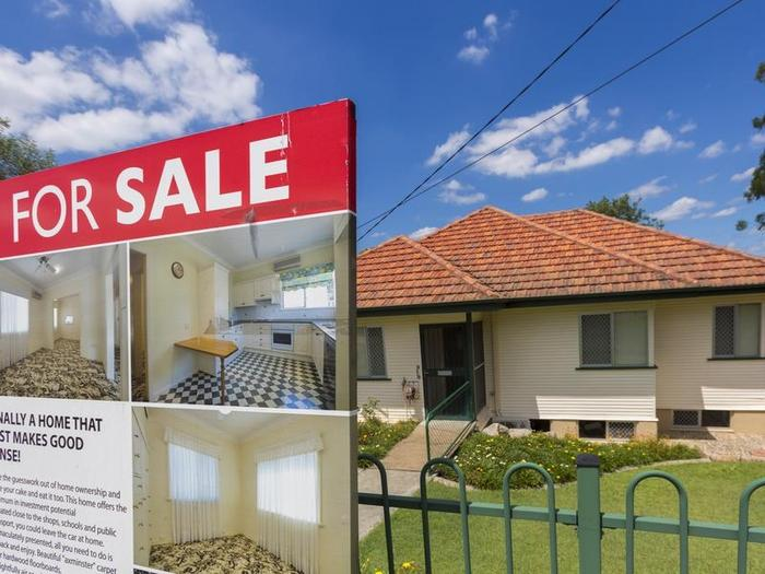 Generic real estate images from the Queensland suburb of Stafford