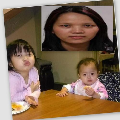 Police have released an image of Thuy, Emily and Caysy in the hope someone may know their current whereabouts.