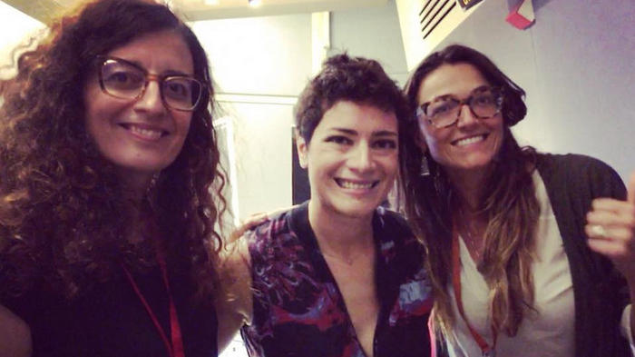 Il successo travolgente di un libro femminista sbs your for Francesca fossati