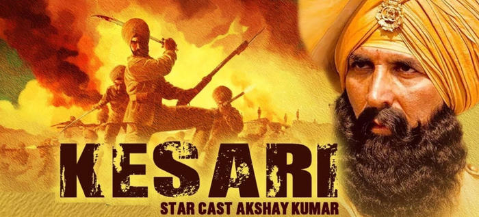 Bollywood superstar Akshay Kumar plays the pivotal role in the film Kesari, which is inspired by the Battle of Saragarhi