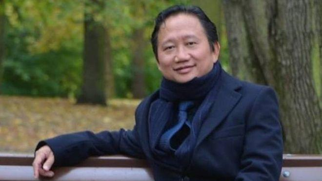 Trinh Xuan Thanh was reportedly seeking asylum in Germany