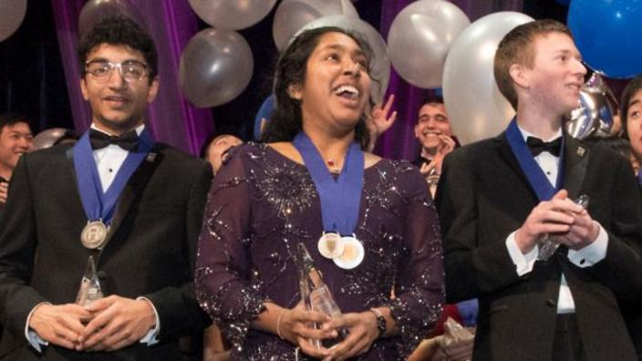 Indian student wins 250000 in top science award sbs your language indrani das of new jersey wins 250000 top award in the oldest and most prestigious high school science and mathematics competition in the us ssp altavistaventures Choice Image
