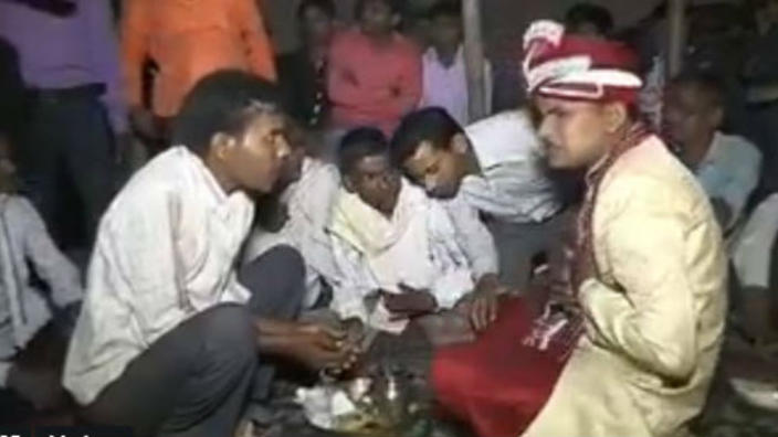Video captures groom being shot dead at his wedding in India | SBS Your  Language