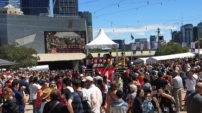 Introduction to Melbourne Japanese Summer Festival   SBS Your Language