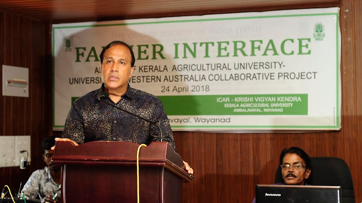 Australian experts to study about challenges faced by traditional farmers in Kerala