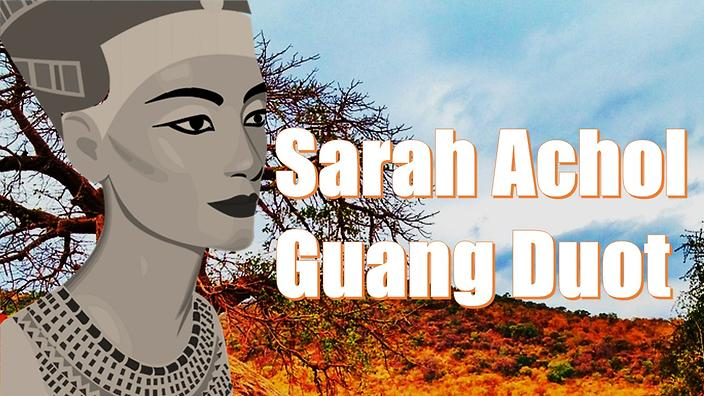 interview with sarah achol guang duot sbs your language