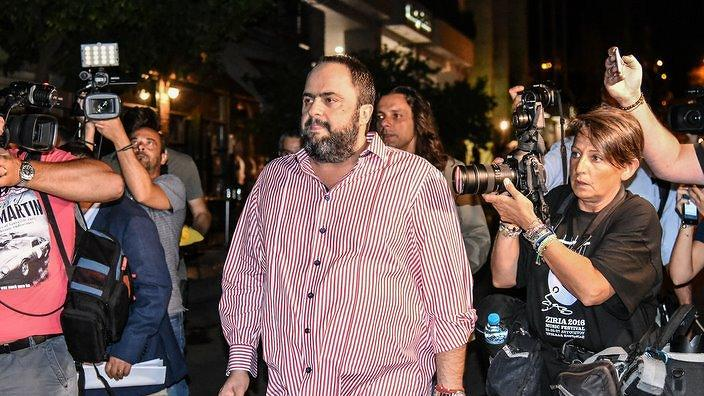 Is Evangelos Marinakis The Most Trending Thing Now?