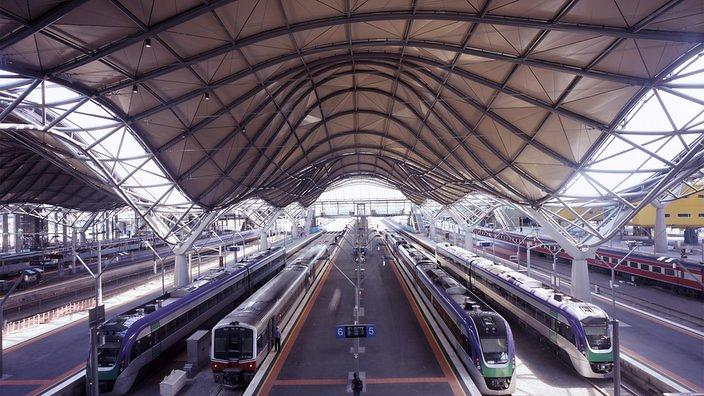 Tiny Home Designs: How Do Australia's Train Stations Fare Against The World's